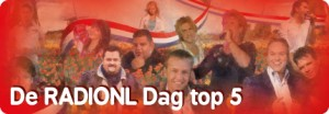 Radio NL - Dag top 5